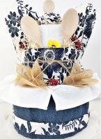 """Veratex Textilní dort dvoupatrový """"cibulák"""""""
