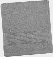 Froté ručník Lucie 450g 50x100 cm (šedá) SKLADEM POSLEDNÍ 2KS