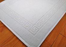 Froté předložka 50x70cm 700g  90°C bílá