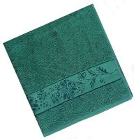 Froté osuška 450g 70x140 cm (13-tm.zelená)
